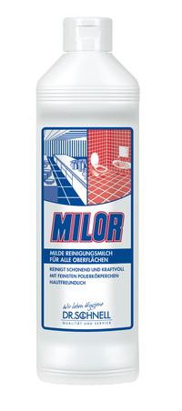 DR. SCHNELL MILOR čistilno mleko za razne površine 500 ml