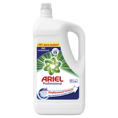 ARIEL REGULAR tekoči pralni prašek 4,07 l