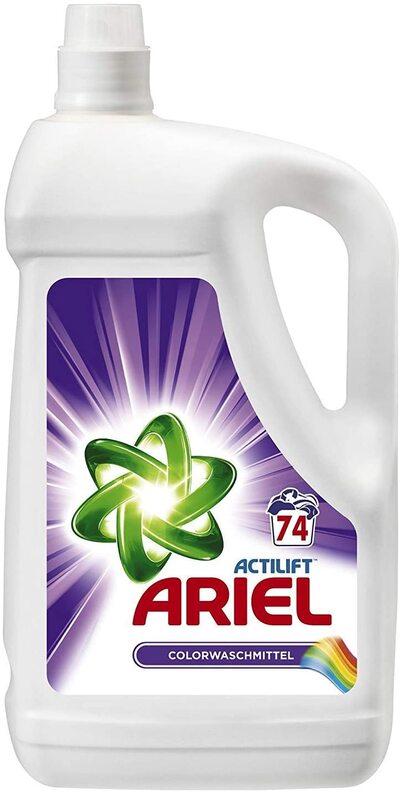 ARIEL COLOR tekoči pralni prašek 4,07 l