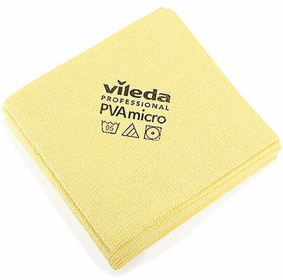 PVA mikro krpa - rumena