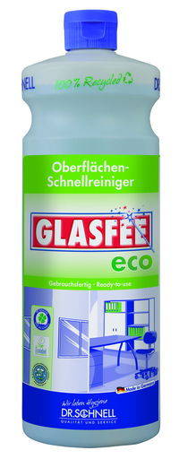 DR. SCHNELL GLASFEE ECO - ekološko čistilo za stekla 1 l