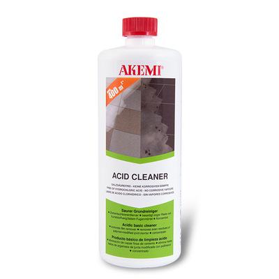 AKEMI ACID CLEANER - kislinsko čistilo brez solne kisline 1 l