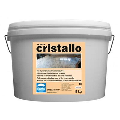 PRAMOL CRISTALLO - kristalizacijski prašek z visokim sijajem 5 kg