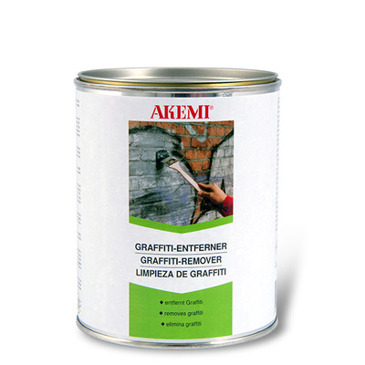 AKEMI GRAFFITI-REMOVER - odstranjevalec grafitov 1 l