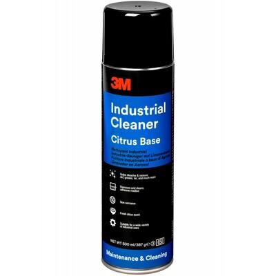 3M INDUSTRIAL CLEANER - sprej za odstranjevanje ostankov lepil 500 ml