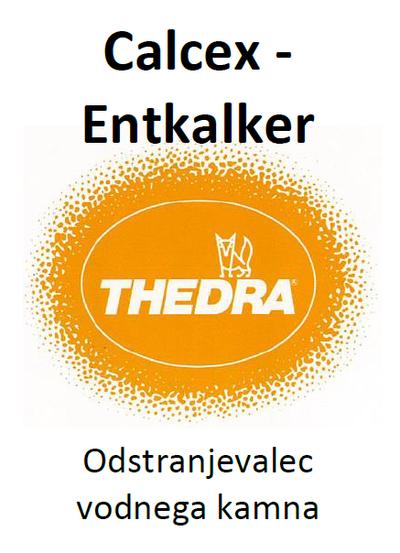 THEDRA CALCEX-ENTKALKER - odstranjevalec vodnega kamna 10 l