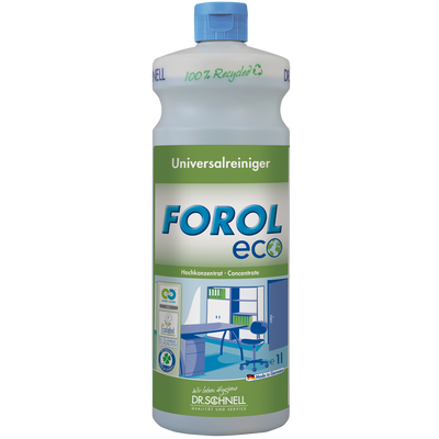 DR. SCHNELL FOROL ECO - ekološko univerzalno čistilo 1 l