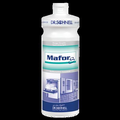 DR. SCHNELL MAFOR S - sijaj tekočina za pomivalni stroj 1 l