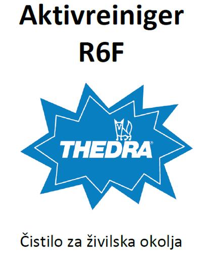 THEDRA AKTIVREINIGER R6F - razmaščevalec za prehrambeno industrijo 1 l