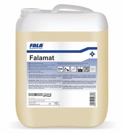 FALA FALAMAT - nevtralno čistilo za strojno čiščenje 10 l