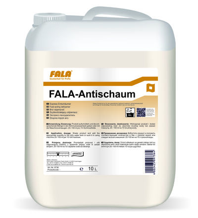 FALA ANTISCHAUM - protipenilno sredstvo 1 l