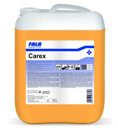 FALA CAREX - odstranjevalec maščob za industrijske obrate 10 l