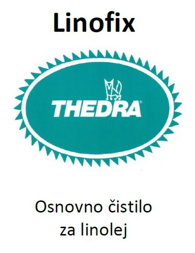 THEDRA LINOFIX - odstranjevalec premazov na linoleju 1 l