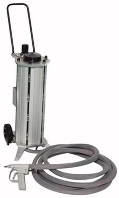 IBIX 9 DRY/H2O - stroj za peskanje