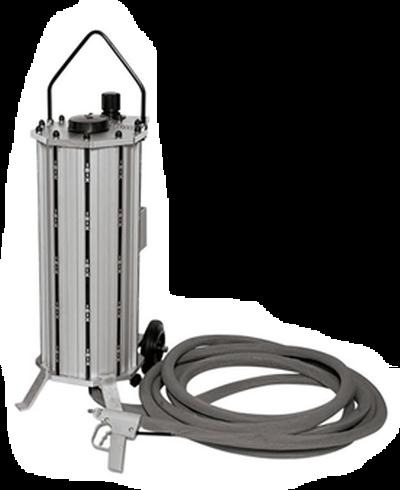 IBIX 25 DRY/H2O - stroj za peskanje