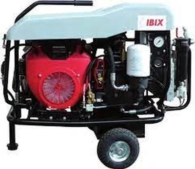 IBIX 200 R - motorni kompresor