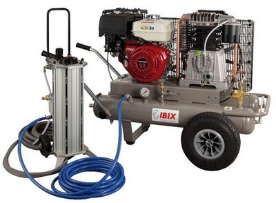 IBIX A 90 - motorni kompresor
