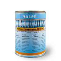 AKEMI lepilo za kamen Platinum P+ 900g trans.